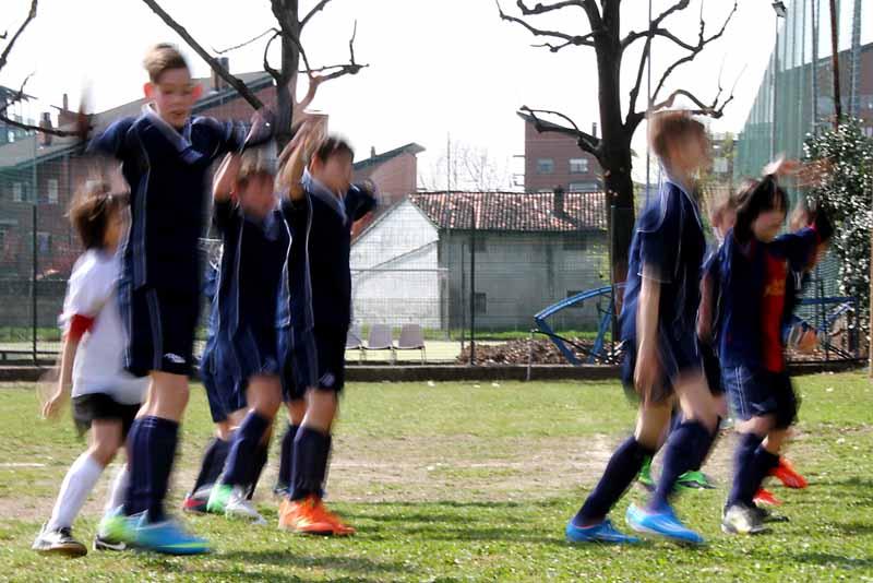 AL VIA Play Sport, Play Football – Laboratorio Sportivo
