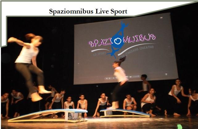 COMPAGNIA SPAZIOMNIBUS LIVE SPORT